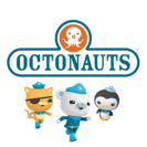 Octonauts, Barnacles, Peso and Kwazii, underwater adventurers, leading show for Netlix, CCTV, BBC, ABC, Super RTL produced by Silvergate Media