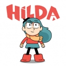 Hilda, adventures of a fearless blue-haired girl, Netflix, Silvergate Media