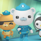 Octonauts in Latin America and the Middle East, Netflix, Silvergate Media